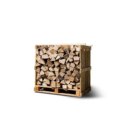 palette de bois en b che de chauffage ch ne. Black Bedroom Furniture Sets. Home Design Ideas